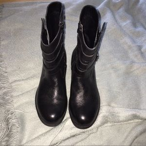 Kenneth Cole Reaction Moto Boots